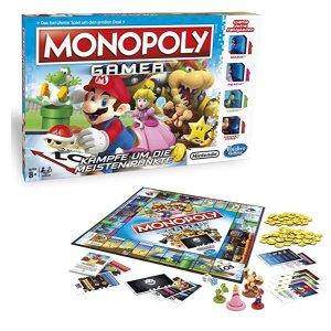 现价€16(原价€37.99)Monopoly 超级玛丽大富翁桌游 特价