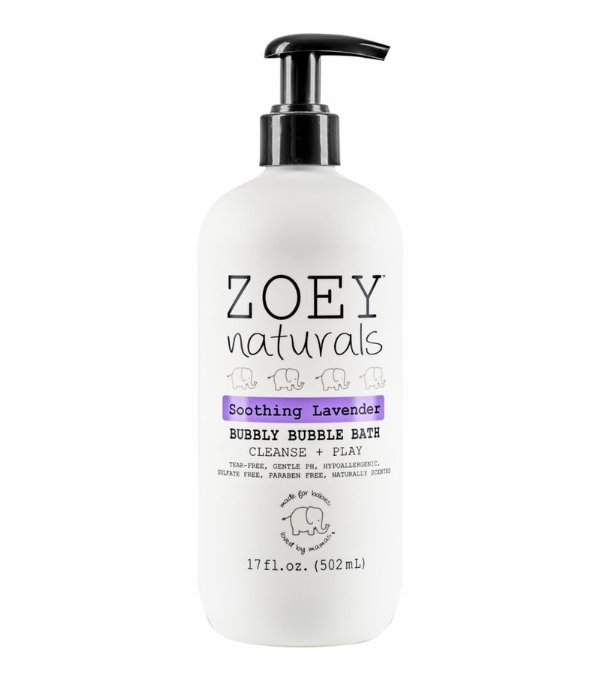 Zoey Naturals 泡泡浴液
