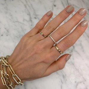 Melinda Maria戒指套装