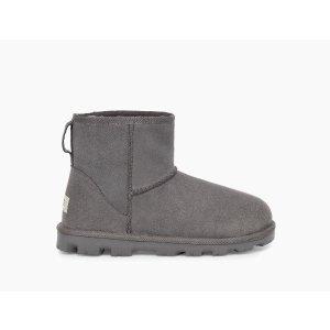 UGG经典低筒雪地靴