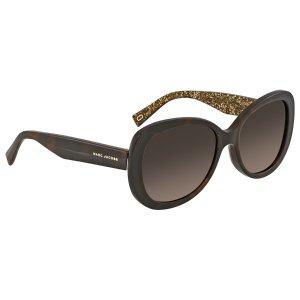 0209044d484 Marc Jacobs Grey Gradient Rectangular Sunglasses · Marc JacobsBrown Gradient  Square Ladies Sunglasses Brown Gradient Square Ladies Sunglasses