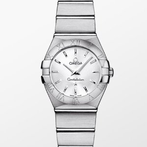 Extra $100 OffDealmoon Exclusive: Omega Constellation  Stainless Steel Women's Watch