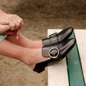 低至5折 经典白色Malinda£270Bally官网精选乐福鞋年中大促 Malinda,Janelle日常必备