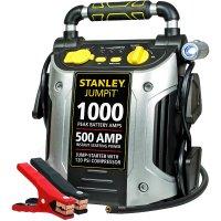 Stanley 1000 Amp 车用应急启动电源+充气泵
