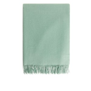 arket羊毛围巾
