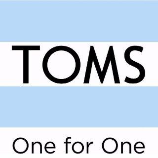 低至4折TOMS Surprise Sale 美鞋惊喜特卖 $20收粽子鞋