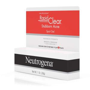 $9.97(原价$11.49)Neutrogena 祛痘淡化斑点凝胶 28g 有效祛除顽固性痘痘