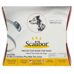 $46.43(原价$54.62)Scalibor 狗狗驱蜱虫项圈 有效期长达3个月