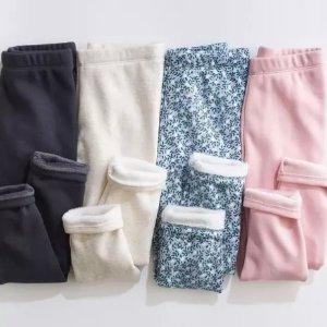 40% Off + Free ShippingCozy Pants Sale @ Gymboree