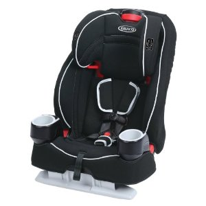 $62Graco Atlas 65 2-in-1 Harness Booster Car Seat, Glacier