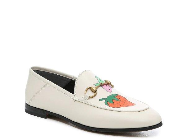 Brixton 草莓乐福鞋