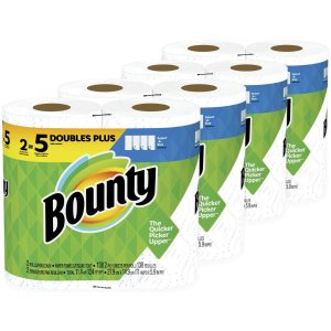 Bounty Select-A-Size 厨房纸 8卷