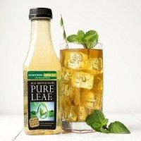 Pure Leaf 无糖0卡冰绿茶 547ml 12瓶