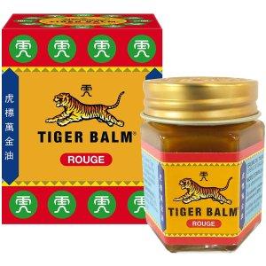 限时4.9折 €9.09收30g装Tiger Balm 虎标万金油 缓解头痛肌肉痛 家用良药