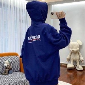 Balenciaga男女同款,S/M/L码全可乐卫衣