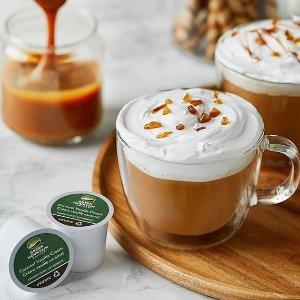 低至5折 $0.6喝一杯香浓咖啡Keurig 惊喜咖啡机套装好价收 自制小清新咖啡拉花