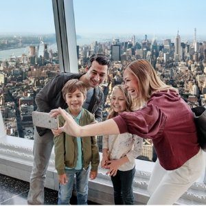 $39 + Extra $20 off $60Skip-the-line Admission to One World Observatory