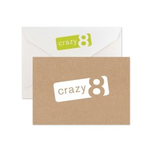10% Off for 2 cardsGift Cards Sale @ Crazy8