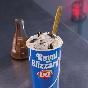 5折 寒冬也要吃甜品Dairy Queen 正价冰激凌、蛋糕等限时优惠