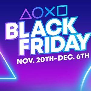 部分独占游戏立省$30开抢:PlayStation 2020 官方黑五海报出炉, 游戏&手柄特卖