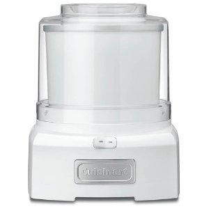 Cuisinart1-1/2 Quart Ice Cream Maker ICE-21FR (Refurbished)