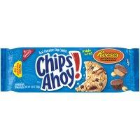 Chips Ahoy! 巧克力曲奇+花生酱杯 9.5 oz