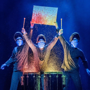 As low as $40Blue Man Group At Luxor Chirstmas in July Special