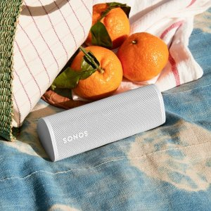 $229 支持AirPlay 2+IP67 防水新品上市:Sonos Roam 无线便携音箱 现可预定