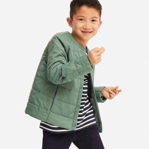 UniqloKIDS LIGHT WARM PADDED COMPACT JACKET