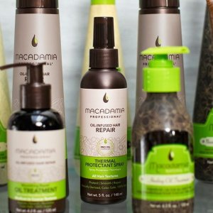 $9.99收深层滋养发膜Macadamia 澳洲护发品牌 收坚果发膜 沙漠干发 沙发救星