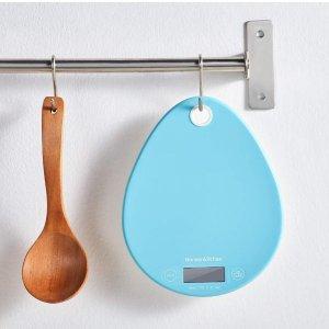 Bonsenkitchen Digital Precision Food Kitchen Scale11 lbs