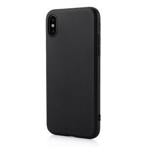 $5.5 (原价$10)闪购:iHarbort iPhone X 轻薄硅胶保护套 4色选