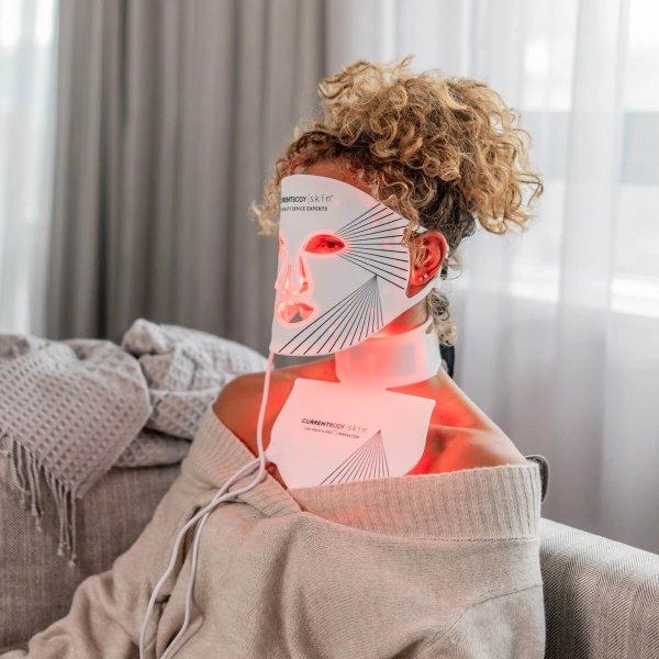 CurrentBody Skin 光疗面膜+颈膜