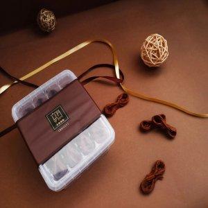 6月1日洛杉矶发货预购 【六月初一】8结蛋卷 - 浓情巧克力