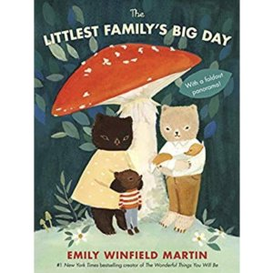Amazon.com: The Littlest Family's Big Day (9780525578673): Emily Winfield Martin: Books