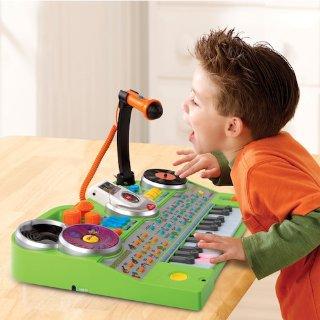 $39.99(原价$49.99)+送礼卡Vtech KidiJamz 音乐玩具