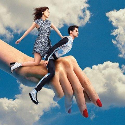 低至3折 £103收帆布鞋Kenzo 经典虎头牌夏日大促 新款T恤、连衣裙好价