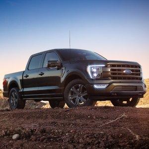 新增混动 一箱油跑700英里2021 Ford F-150 北美畅销皮卡发布