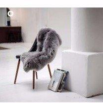 2件只需£66 超高颜值 英国室内必备royal dream 新西兰国宝级羊皮毛毯促销热卖