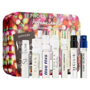 With Any Fragrance Purchase At Sephora Earn 4x Points Per Dollar