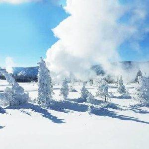 $598.16起 仅26次发团 可升级滑雪5天冬黄石 大提顿国家公园壮景+黄石国家公园+麋鹿保护区+雪王山滑雪胜地+盐湖城