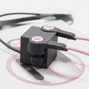 特价€58.98起 发售价€249史低价:Bang & Olufsen Beoplay H5 颈挂式蓝牙耳机 樱花粉超高颜值