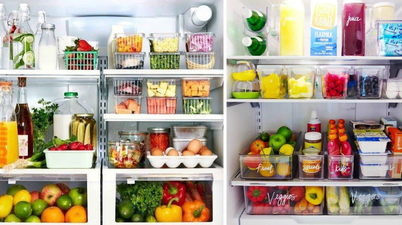 冰箱储食N个妙招,快点马住这篇超级大干货!