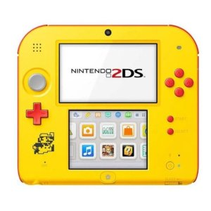 Nintendo2DS System Super Mario Maker Edition (ReCharged Refurbished) | <%Console%> | GameStop