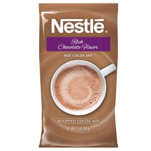 Starting from $7.85Nestle Hot Chocolate Mix, Hot Cocoa, Rich Chocolate Flavor, Made with Real Cocoa, Whipped Cocoa, 1.5 lb