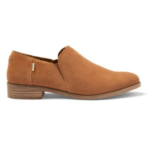 Toms满$99减$20短靴