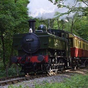 额外9折 赠送双人下午茶套餐豪华蒸汽小火车之旅 尽览埃塞克斯Essex乡村美景