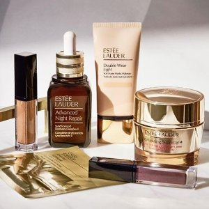 $20 Gift Card With $100on Estee Lauder products @ Bluemercury