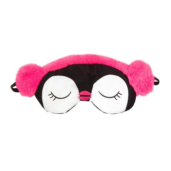 企鹅面膜眼罩
