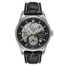 $1695 Armand Nicolet Men's LR8 Watch Model: A622AAA-NR-P713NR2